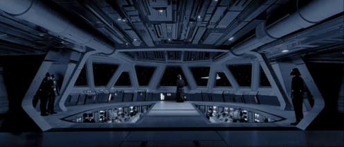 Vader Executor Bridge Star Destroyer