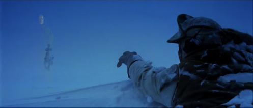Luke Obi Wan Ghost Empire Strikes Back