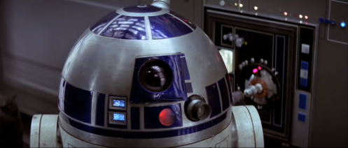 R2-D2 A New Hope