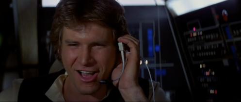 Han Solo Death Star